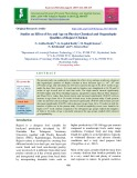 Studies on effect of sex and age on physico-chemical and organoleptic qualities of Rajasri chicken