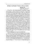 Số phận người phụ nữ trong Hồng Lâu Mộng