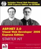 Visual web developer express edition starter kit: Part 1