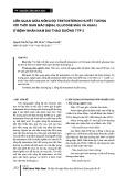 Liên quan giữa nồng độ testosteron huyết tương với thời gian mắc bệnh, glucose máu và HbA1c ở bệnh nhân nam đái tháo đường týp 2