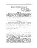 Ứng dụng vi điều khiển PIC 16F877A trong thí nghiệm vật lí phổ thông