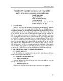 Nghiên cứu cải tiến sách bài tập toán lớp 8 (phần hình học) cho học sinh khiếm thị