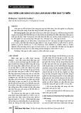 Đặc điểm lâm sàng và cận lâm sàng viêm gan tự miễn