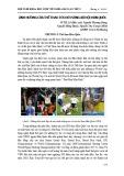 Ảnh hưởng của thể thao tới đời sống xã hội Hàn Quốc