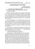 Gia đình Hàn Quốc và Việt Nam (Hội nghị khoa học sinh viên khoa Hàn lần thứ 5)