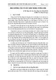 Ảnh hưởng của từ gốc Hán trong tiếng Hàn