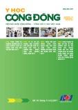 Tạp chí Y học cộng đồng: Số 41/2017