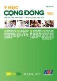 Tạp chí Y học cộng đồng: Số 39/2017