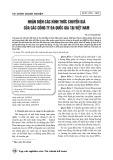 Nhận diện các hình thức chuyển giá của các công ty đa quốc gia tại Việt Nam