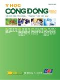 Tạp chí Y học cộng đồng: Số 35/2016