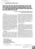 Đánh giá hiệu quả lâm sàng trên bệnh nhân viêm mũi dị ứng do dị nguyên D.Pteronyssinus lứa tuổi 6-14 tuổi được điều trị bằng phương pháp miễn dịch đặc hiệu đường dưới lưỡi