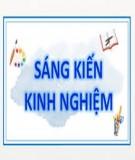 Sáng kiến kinh nghiệm THPT: Một vài kinh nghiệm trong việc vận dụng có hiệu quả các thủ thuật dạy từ vựng tiếng Anh lớp 10, trường THPT Bắc Sơn, Kim Bôi