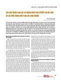 Sản xuất thành công vắc xin phòng bệnh cúm A/H5N1 cho gia cầm do các biến chủng mới ở quy mô công nghiệp