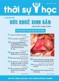 Tạp chí Thời sự Y học - Sức khỏe sinh sản: Số 2/2018