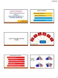 Bài giảng Lập kế hoạch kinh doanh: Chương 3 - ThS. Huỳnh Hạnh Phúc (2018)