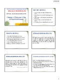 Bài giảng Lập kế hoạch kinh doanh: Chương 1 - ThS. Huỳnh Hạnh Phúc (2018)