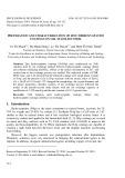 Preparation and characterization of zinc hidroxyapatite coatings on 316L stainless steel