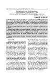 Ứng dụng các chỉ số về y sinh học trong đánh giá trình độ tập luyện của vận động viên điền kinh cấp cao (Nội dung nhảy xa)