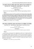 Giải pháp truyền thông D2D-NOMA trong mạng di động 5G