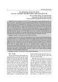 Xác định kiểu gene ACTN3 R577X của các vận động viên điền kinh và bơi lội ở Việt Nam
