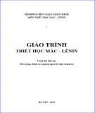 Giáo trình Triết học Mác - Lênin – GS.TS. Phạm Văn Đức