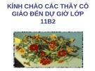 Bài giảng Ngữ văn 11: Chữ người tử tù - Nguyễn Tuân (Tiết 2)