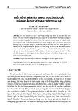 Điển cố và điển tích trong thơ của tác giả nhà nho ẩn dật Việt Nam thời trung đại