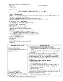 Giáo án Ngữ văn 12 – Lý luận văn học (Bài 1: Sự phát triển lịch sử của văn học)
