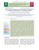 Impact of moisture management and zinc fertilization on performance of pearlmillet (Pennisetum glaucum L.) under rainfed conditions