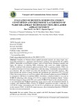 Đánh giá hiệu quả tiết kiệm năng lượng và giảm phát thải khí nhà kính của công nghệ bê tông Asphalt tái chế ấm
