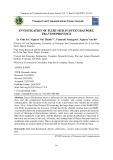 Nghiên cứu đặc trưng bùn lỏng khu vực cảng Duyên Hải, tỉnh Trà Vinh