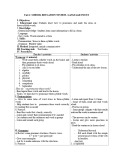 Giáo án Tiếng Anh 12 - Unit 4: School education system (Language focus)
