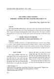 Hội chứng Churg Strauss: Nhân một trường hợp điều trị Bệnh viện Quân y 175