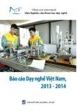 Báo cáo Giáo dục nghề nghiệp Việt Nam 2014