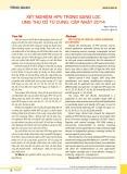 Xét nghiệm HPV trong sàng lọc ung thư cổ tử cung: Cập nhật 2014