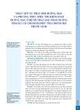 Nhận xét sự thay đổi đường máu và phương thức điều trị kiểm soát đường máu ở bệnh nhân đái tháo đường thai kỳ có chỉ định điều trị corticoid trước sinh