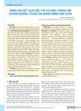 Đánh giá kết quả điều trị vô sinh trong hội chứng buồng trứng đa nang bằng nội khoa