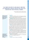 Đặc điểm nội tiết của pha hoàng thể sớm sau khởi động trưởng thành noãn bằng HCG ở bệnh nhân thụ tinh ống nghiệm