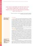 Chẩn đoán đột biến di truyền đơn gen giai đoạn phôi tiền làm tổ (PGT-M) trong loại trừ gen bệnh thalassemia: Báo cáo loạt ca