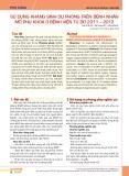 Sử dụng kháng sinh dự phòng trên bệnh nhân mổ phụ khoa ở Bệnh viện Từ Dũ 2011-2012