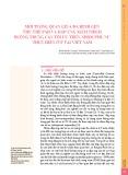 Mối tương quan giữa đa hình gen thụ thể FSH và đáp ứng kích thích buồng trứng cận tối ưu trên nhóm phụ nữ thực hiện IVF tại Việt Nam