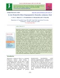 In vitro protocol for direct organogenesis in Momordica cymbalaria. Fenzl