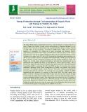 Energy production through co-fermentation of organic waste and Septage in Nashik City, India