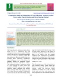 Comparative study on performance of Tasar Silkworm, Antheraea mylitta, Drury under Chawki Garden and direct rearing method
