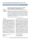 Đánh giá khối lượng và đề xuất giải pháp xử lí phụ phẩm một số cây trồng chủ lực trên địa bàn tỉnh Gia Lai
