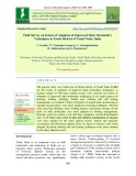 Field survey on extent of adoption of improved dairy husbandry techniques in Erode district of Tamil Nadu, India
