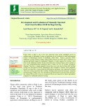 Development and evaluation of manually operated seed-cum-fertilizer drill for Ragi sowing