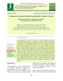 Combatment of aquatic pollution through biofilm technique: A review