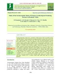 Study of the socioeconomic status of women vermicompost-producing farmers in Kashmir valley