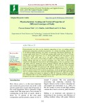 Physicochemical, cooking and textural properties of different genotypes of paddy